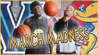 ARE YOU READY FOR MARCH MADNESS?! - NCAA College Hoops 2K6 Gameplay   #ThrowbackThursday
