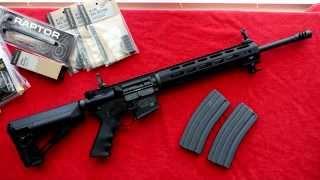 NEW Rock River Arms Operator III AR-15 First Look (HD)
