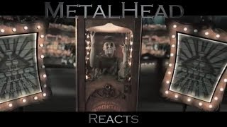 """METALHEAD REACTS to """"Carnival Of Rust"""" by Poets Of The Fall"""
