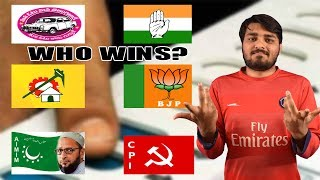 Telangana Assembly Elections 2018 || Who Will Win || Opinion Polls Telangana