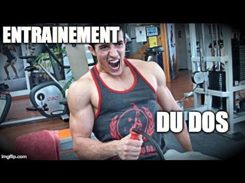 Le programme pour le bodybuilding pour 2 mois