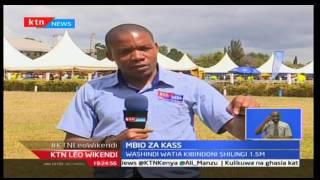 KTN Leo: Evans Biwott na Bornes Jepkurui ndio washindi wa makala ya kumi ya mbio za Kass