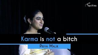 Karma is not a bitch - Priya Malik   Hindi Storytelling   Tape A Tale