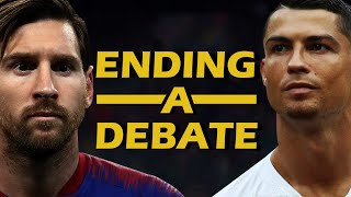 Why Messi Is better than ronaldo !