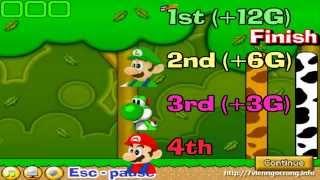 Game Mario - Trò chơi Đua xe Mario giải cứu công chúa