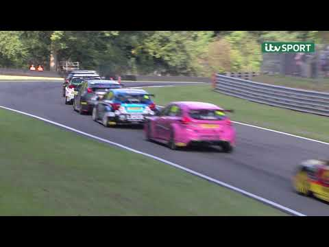 R28 in 60s | Brands Hatch GP | BTCC 2018
