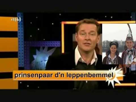 Prinsenbal Leppenbemmel 2010 - RTL Boulevard