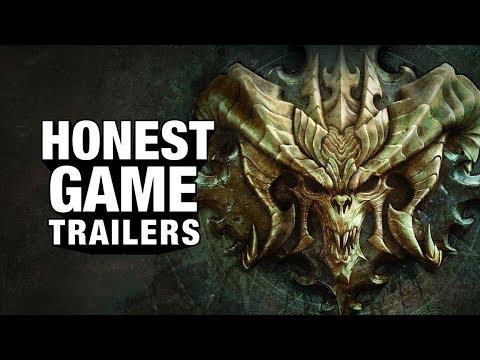 Diablo 3 - Upřímné herní trailery