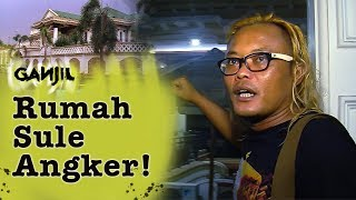 Kejadian Mistis di Rumah Sule Yang Pernah Ditinggali Almh. Lina Jubaedah | Ganjil Misteri