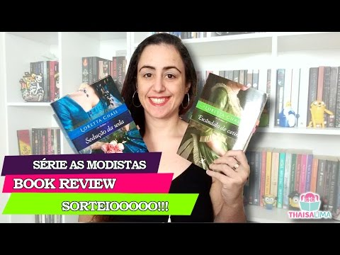 As Modistas + SORTEIO (Book Review) | Thaisa Lima