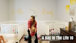 A DAY IN THE LIFE 10 | LIFE WITH FOUR KIDS INCLUDING TWIN TODDLERS | NESTING STORY