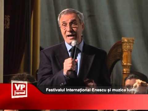 Festivalul Internațional Enescu și muzica lumii