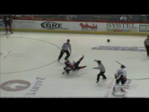 Stephon Thorne vs. Dennis Sicard