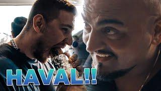Der ERSTE KÖFTESPIESS von HAVAL ohne reden mit Xatar
