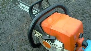 chainsaw muffler mod - Free video search site - Findclip Net