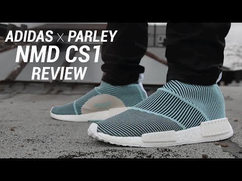 buy popular dd681 85770 ADIDAS PARLEY NMD CITY SOCK CS1 REVIEW