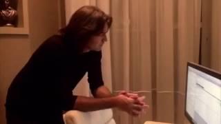 Дмитрий Маликов слушает бит который ему Send ZLOI NEGR