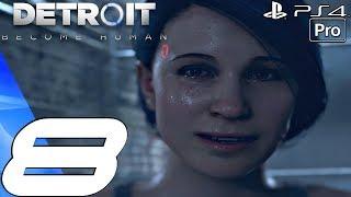 Detroit Become Human - Gameplay Walkthrough Part 8 - Eden Club & Pirates Cove (PS4 PRO)