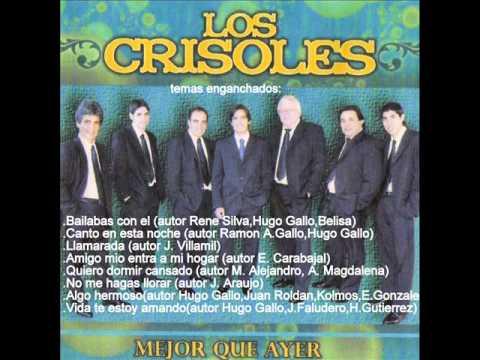 LOS CRISOLES ENGANCHADOS