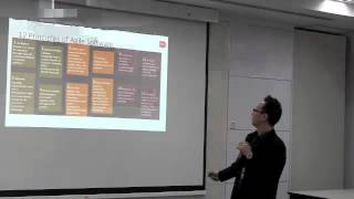 2015 Talks - Adaptive Software Best Practices by Dr. Melvin Lim