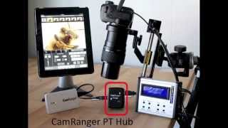 CamRanger Wireless Automatic Focus Stacking With The StackShot