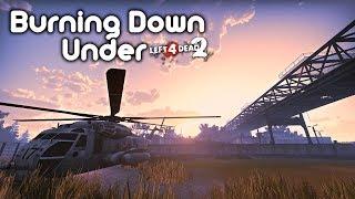 L4D2 - Speedrun #42 - Burning Down Under in 7:09 Solo [TAS]