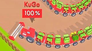 Farmers.io 100% Map Strategy