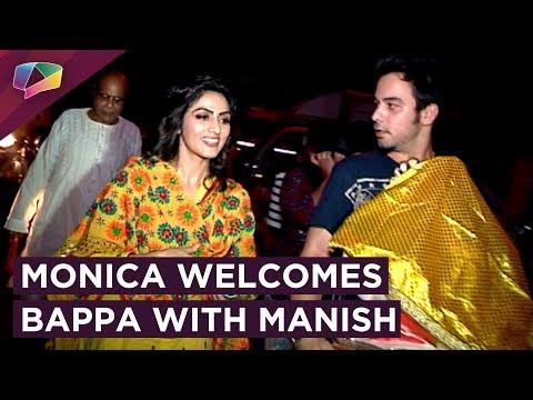 Manish Goplani Joins Monica Khanna In Welcoming Ba