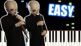 Cantina Band from Star Wars (John Williams) - Piano Arrangement (Synthesia) by TAM