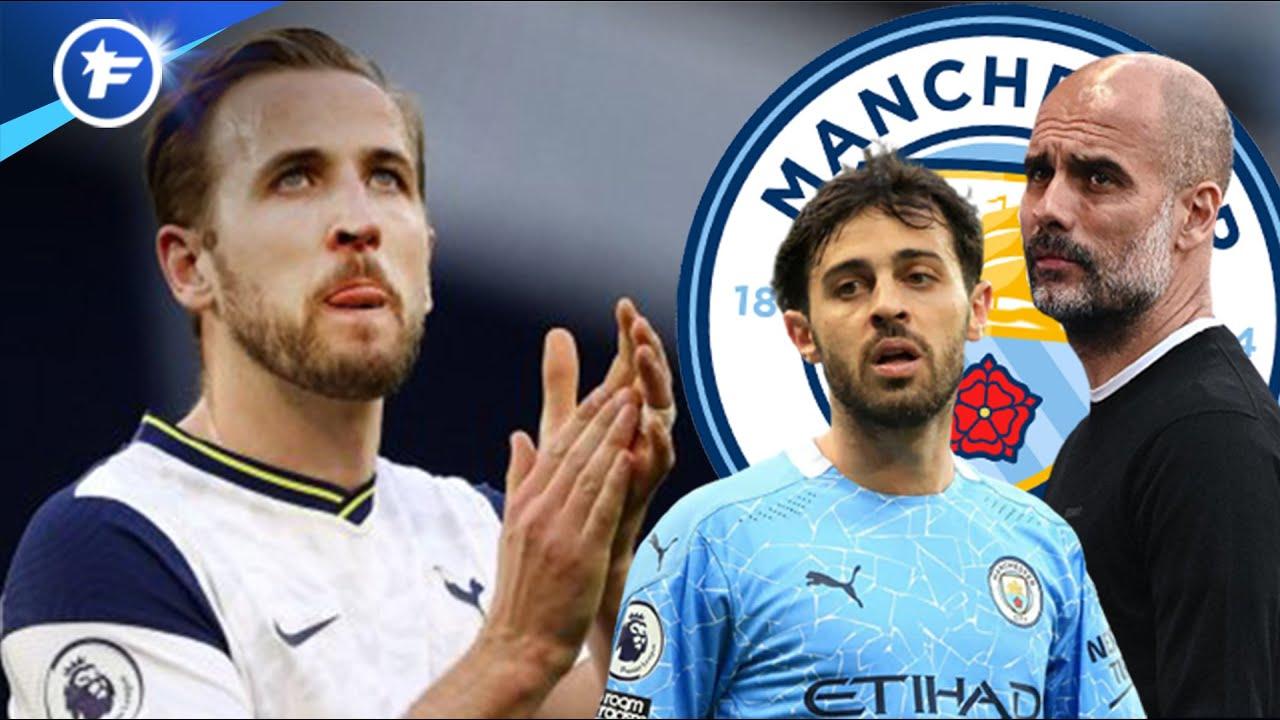 Manchester City a un plan pour faire baisser le coût de l'opération Harry Kane   Revue de presse