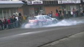 preview picture of video 'PdTech Mikuláš Rally Slušovice 2011 (HD)'