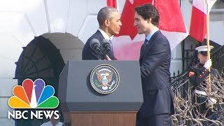 Meet Canada's Prime Minister Justin Trudeau | 101 | NBC News