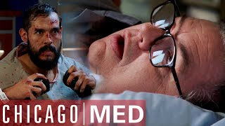 Past Demons Haunt Dr Charles | Chicago Med