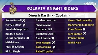 IPL 2020 Auction: KKR break bank for Cummins, Morgan