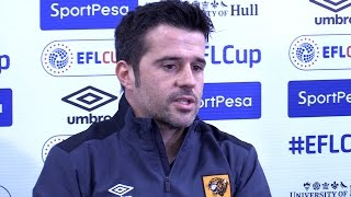 Marco Silva Full Prematch Press Conference  Manchester United V Hull  EFL Cup