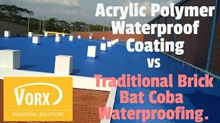 Waterproofing of Rooftop Old Technology Vs New Technology