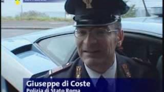 preview picture of video 'Lamborghini  Polizia Stradale Hotel Stans-Süd Switzerland'