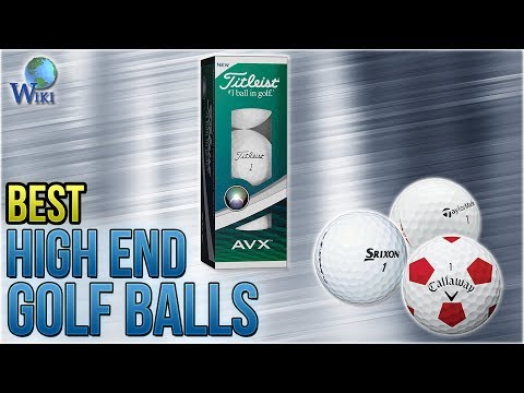 10 Best High End Golf Balls 2018