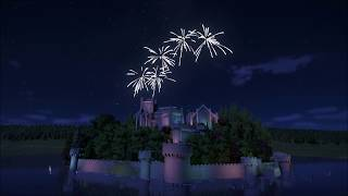 Planet Coaster Fireworks Show - Sneak Preview. WORK IN PROGRESS