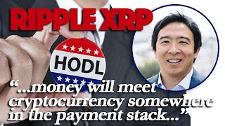 Ripple XRP: REAL FIAT Money Will Meet Cryptocurrency Somewhere In The Payment Stack