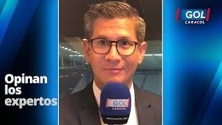 """Medios Extranjeros Lo Dicen: """"como Favorito, Colombia Debe Vencer Sus Propios Miedos"""""""