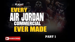 Every Nike Air Jordan Commercial Ever Made 1/2