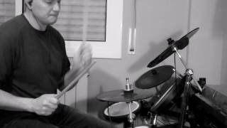 The Zombies - Just out of Reach DRUM COVER