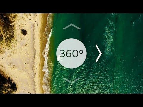 Остров Джарылгач. Моя страна 360