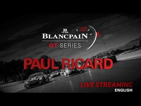 1000K - Paul Ricard 2018 - Blancpain GT Series - ENGLISH