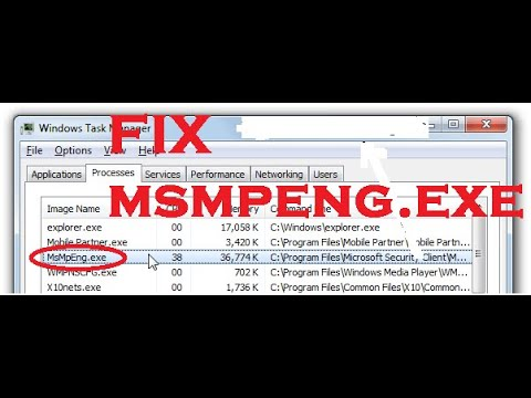 How To Solve Antimalware Service Executable High CPU Usage (MsMpEng.exe) Problem in Windows 10/8.1/8