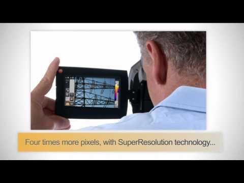 Video demostración de la cámara termográfica testo 885