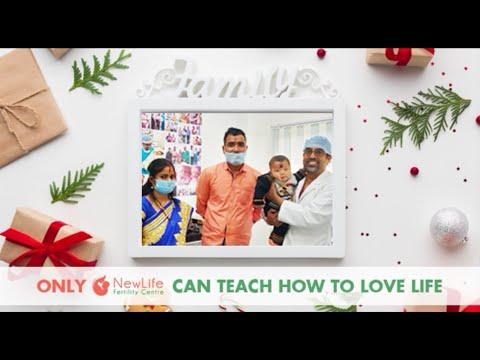 Family can teach how to love life