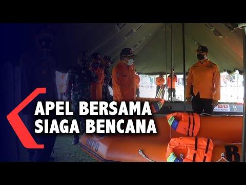apel bersama siaga bencana hidrometeorologi di kabupaten blitar