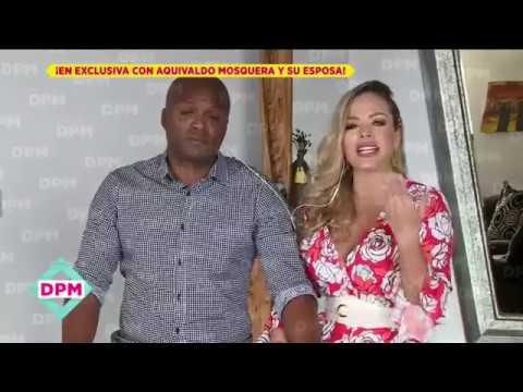 Aquivaldo Mosquera habla de la polémica con Karla Pineda | De Primera Mano